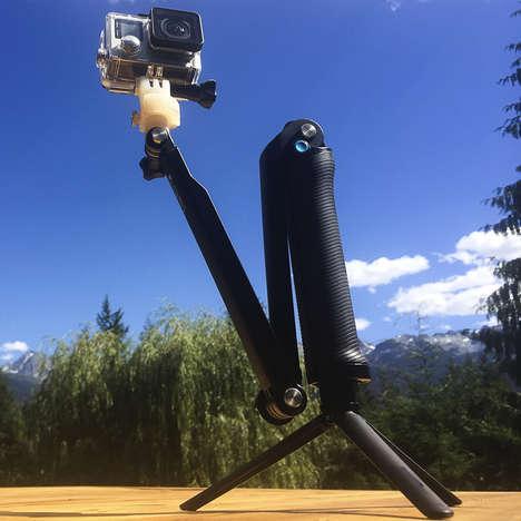 Angled Camera Mounts