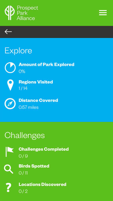 Pristine Park Exploration Apps