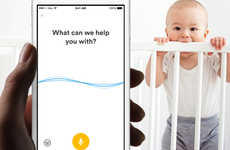 Assistive Parenting Apps - The Hiro Baby App Helps You Navigate Your First Year Of Parenthood
