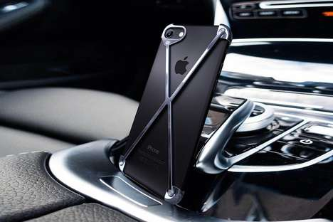 Minimalist Smartphone Protectors