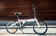 Ultra-Light Electric Bikes