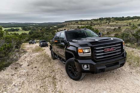 Rugged Off-Road Trucks