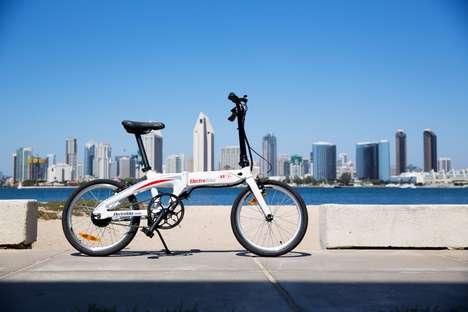 Flawless Folding E-Bikes