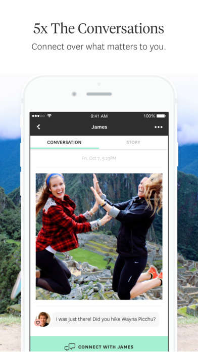 Reinvented Dating Apps