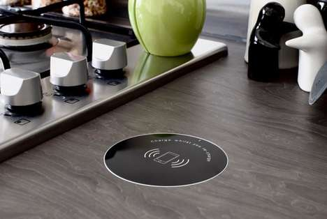 Flattened Wireless Chargers