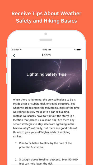 Mountain Forecast Apps