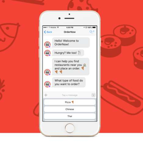 Meal-Ordering Bots