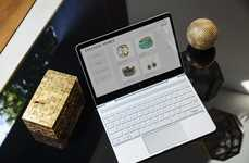 Powerful Micro-Thin Laptops