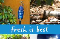 Eco Water-Conditioning Devices - The Wellspring 'Wellpure' Water Treatment System Uses No Chemicals