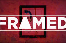 Live Streaming Escape Rooms - 'Framed' is a Collaborative Escape Room on Facebook Live