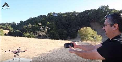 Drone-Hunting UAVs