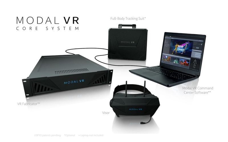 Multiplayer VR Consoles
