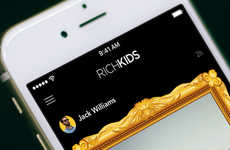 Affluent Members-Only Networks - 'Rich Kids' is a Social Network That Costs $1,000 to Use Monthly