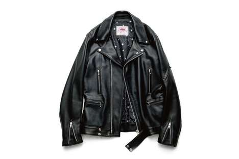 Fleece-Leather Apparel