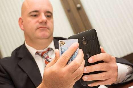 Police-Issue Smartphones
