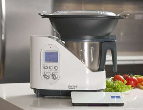 Precision Kitchen Prep Appliances - The Cedarland Culinary Bellini Intelli Kitchen Master is Helpful