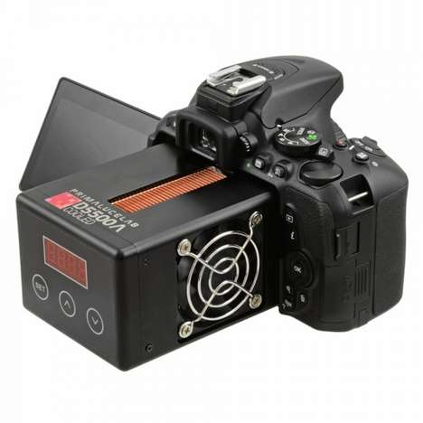 Cooling Astrophotography Cameras