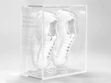 Carbon-Neutral Shoes