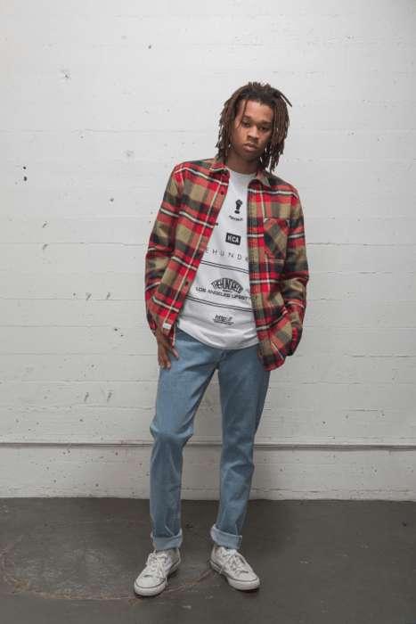 Stylish West Coast Workwear