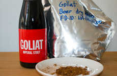 Instant Craft Beers - 'To Øl' Developed a Powdered Alcohol Beer for Consumption Anywhere