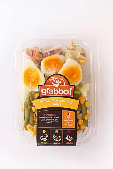 Three-Step Salad Kits