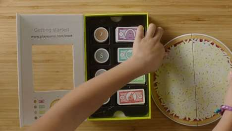 AR Pizzeria Games - Osmo's 'Pizza Co.' Helps Kids Learn Financial Literacy By Selling Pizzas