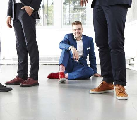 Comfort-Focused Dress Shoes