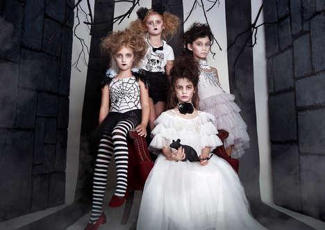 Upscale Halloween Childrenswear
