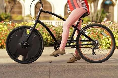 Electric Bike Conversion Wheels