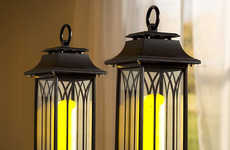 LED Lantern Heaters