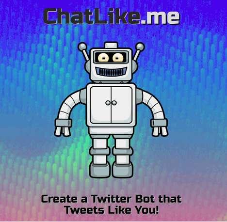 Aping Social Media Bots