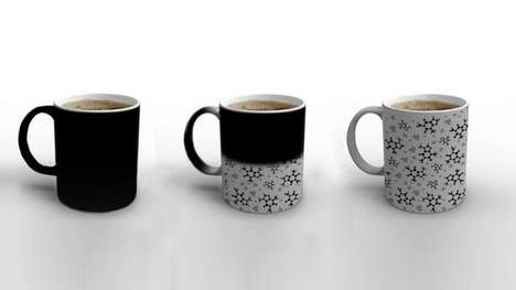 Color-Changing Caffeine Mugs