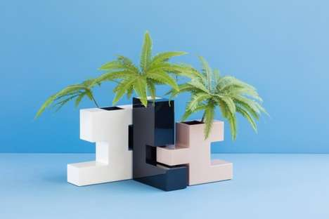 Abstract Homeware Pop-Ups