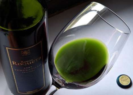 Marijuana-Infused Wines - 'Canna Vine' Mixes the Benefits of Marijuana into Drinkable Form