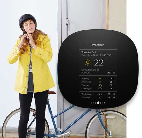Accessible Smart Thermostats - The ecobee3 Lite Offers WiFi Thermostat Functionality For Only $169