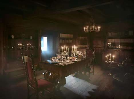 Halloween Homeshare Castle Experiences