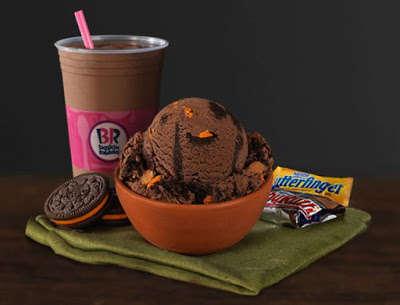 Halloween-Inspired Ice Creams