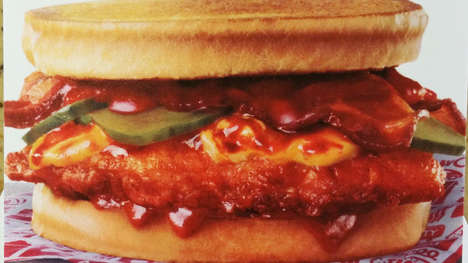 Southern-Style Chicken Sandwiches
