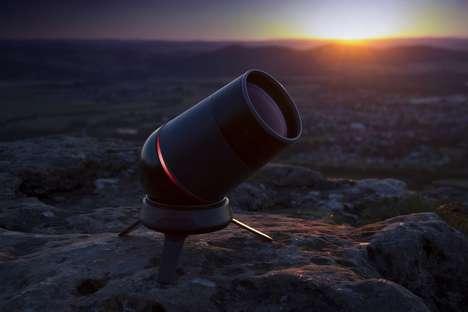 Stargazer Telescope Cameras