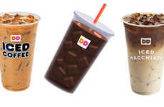 Bottled Coffee Shop Beverages - Dunkin' Donuts is Set to Launch a Line of Ready-to-Drink Coffees