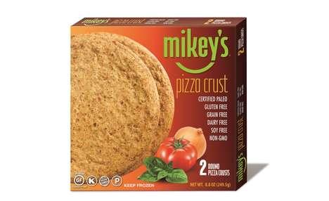 Gluten-Free Pizza Crusts