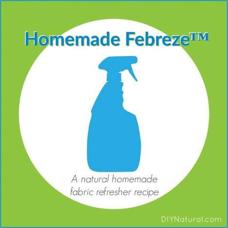 Natural DIY Fabric Refreshers