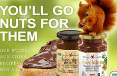 Dairy-Free Hazelnut Spreads - 'Nocciolata' Serves as a Dairy-Free Alternative to Nutella