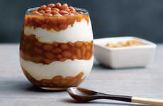 Maple Bean Parfaits - This Unique Parfait Recipe from Bush Brothers & Co. Features Beans