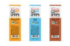 Tofu-Based Snack Bars - The Go Umami Bars Serve as a Nutritious Source of Plant-Based Protein