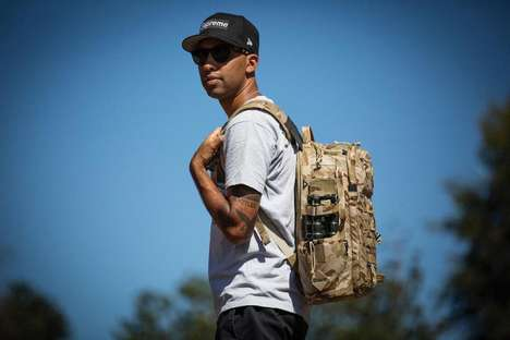Durable Camera Gear Backpacks - BRAVO's Delta Block II Multicam Carrier is Comfortable & Protective