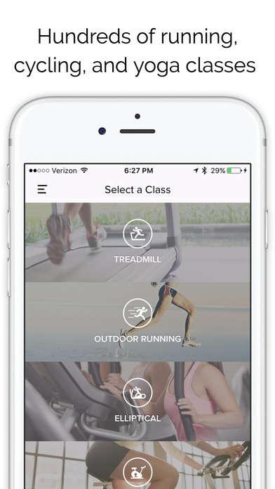 Audio Fitness Apps