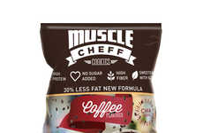 Protein-Rich Cookies - MuscleCheff Makes Nourishing Protein Cookies in Fun Flavors