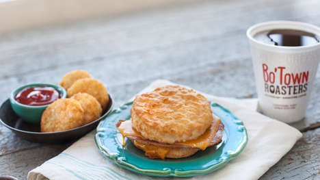 Homestyle Breakfast Biscuits