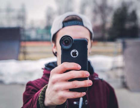 Superior Smartphone Photo Lenses